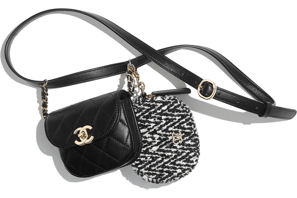 Chanel Waist Bag Coin Purse AW2019