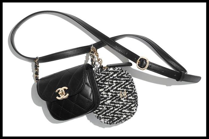 Chanel 零錢腰包超吸引!多種戴法哪有可能不心動?