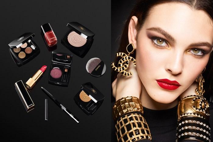 Chanel Beauty 教你 3 個重點,化出貴氣又容易駕馭的聖誕彩妝!