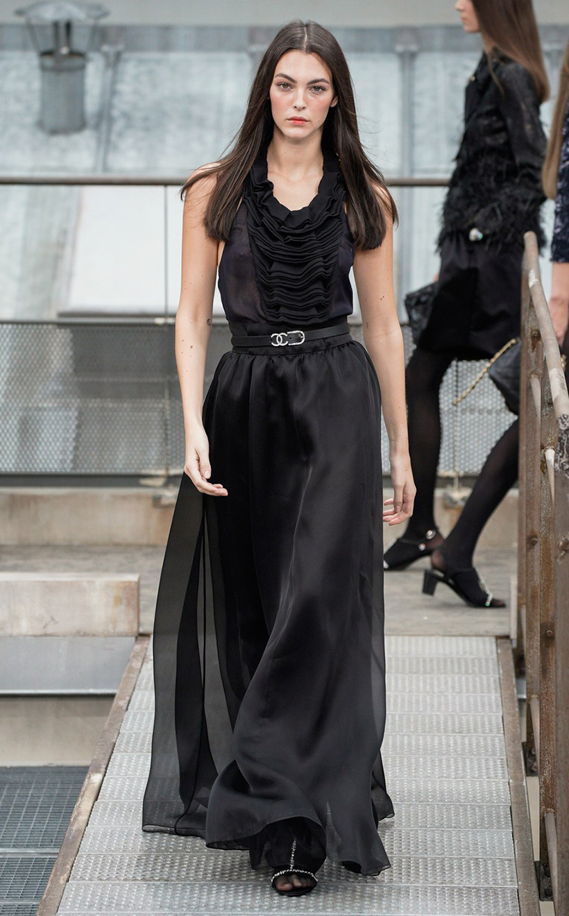 pfw chanel SS20 Ready to Wear Paris Fashion Week