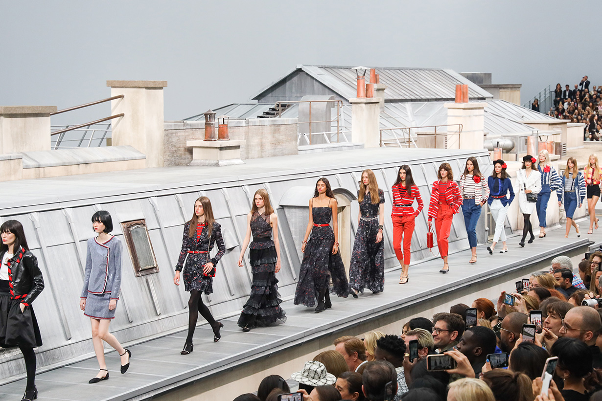 Chanel SS2020 runway show Paris fashion week 5 things need to know