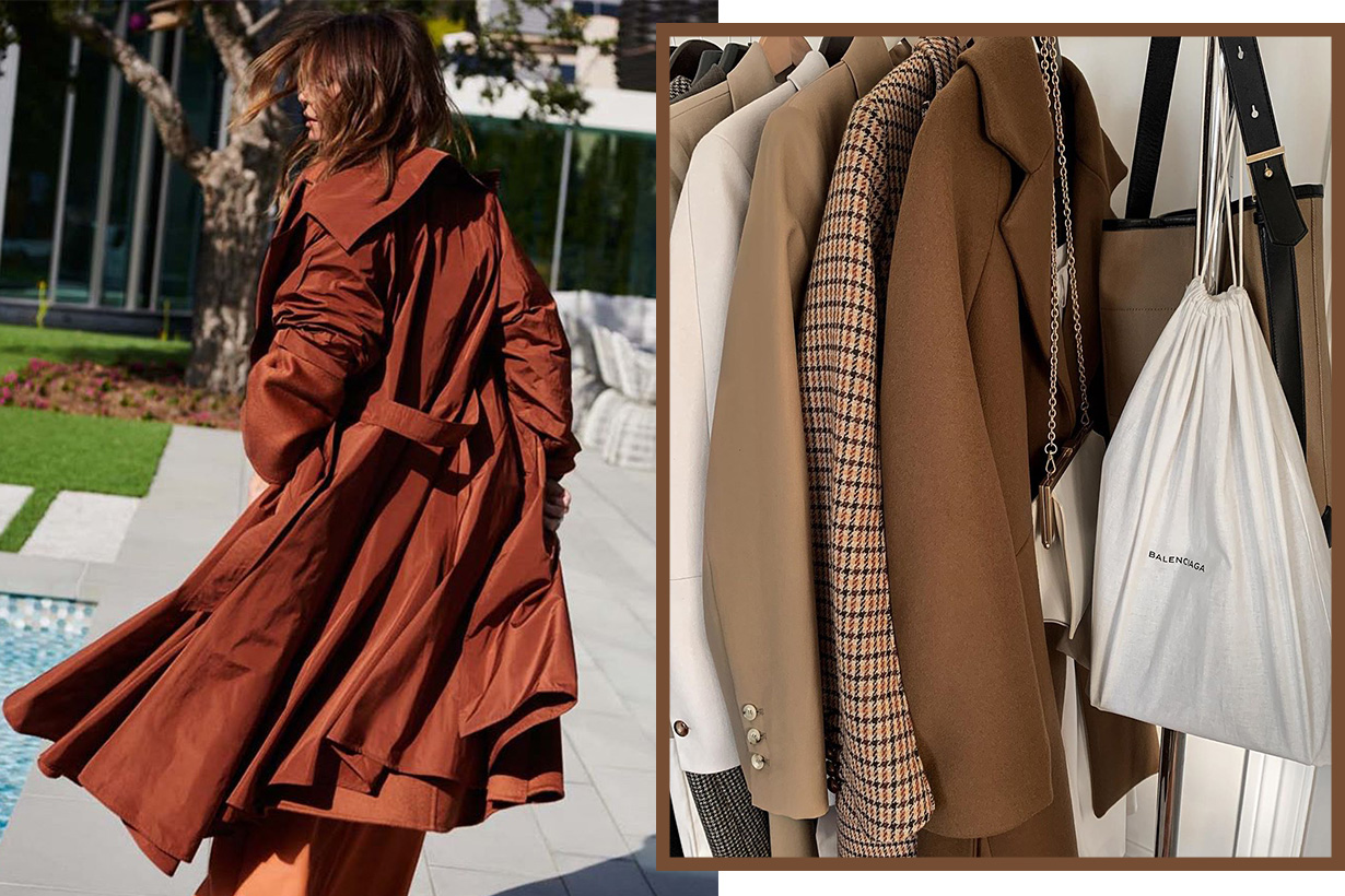 5 Coat Trends for Fall2019 street style
