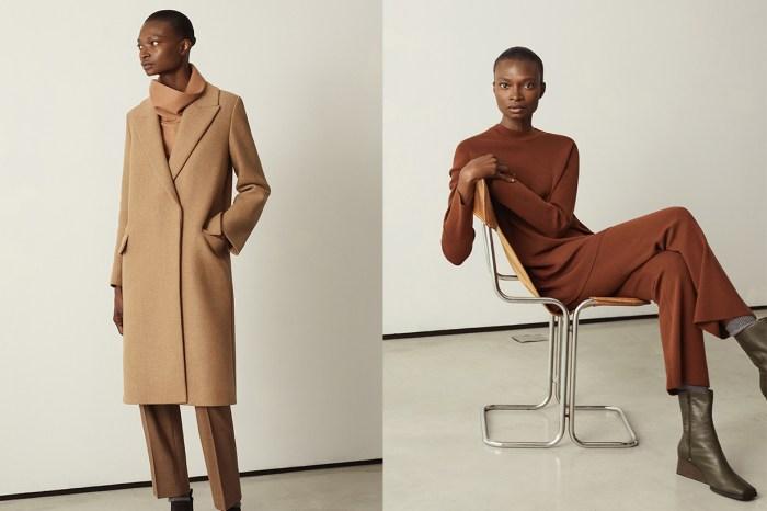 入秋了!COS 推出全新大衣系列,每一款都是值得入手之選