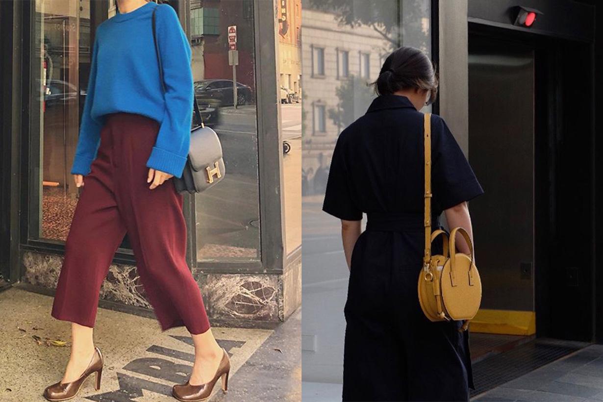 COS instagram hashtag okcos street style