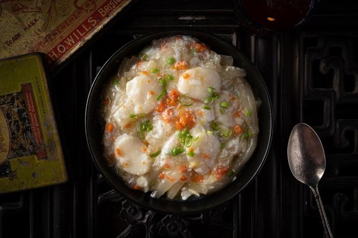 中環人都喜歡的新派中菜:卅二公館秋冬時令菜讓人垂涎三尺