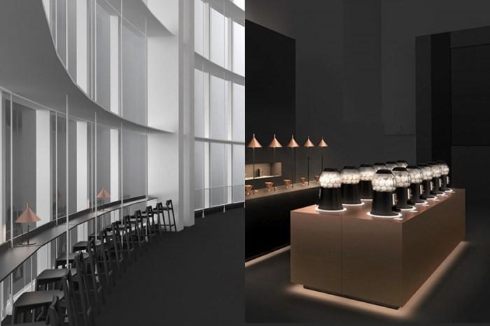 來自 Nendo 絕美設計:日本首間「扭蛋」自助咖啡廳,還能在高空欣賞東京美景!