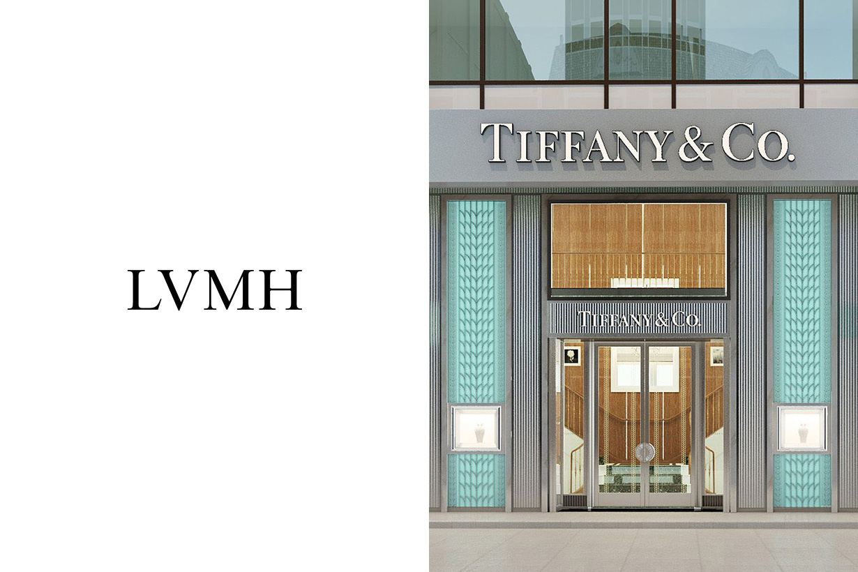 lvmh potential Tiffany co purchase