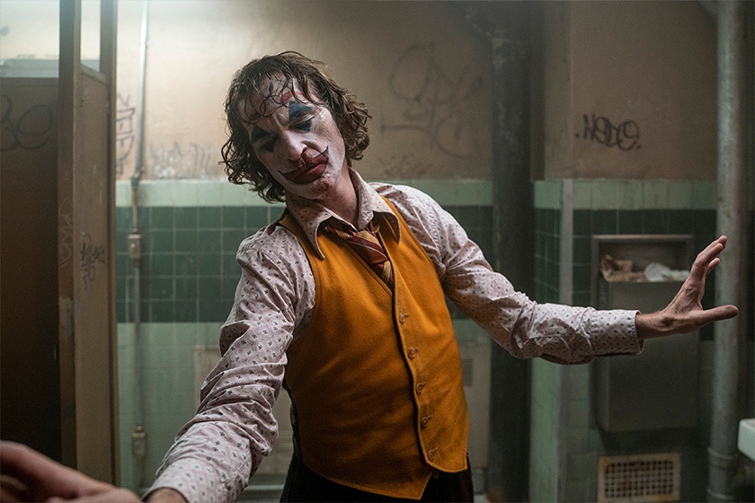 joker DC movie 93 million opening weekend box office standing