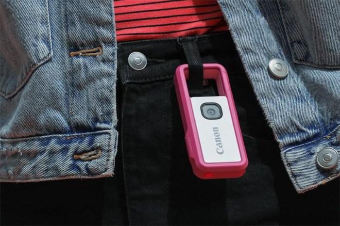 Canon 這一款極為輕便的迷你相機正式發售,小巧外型在論壇討論爆燈!