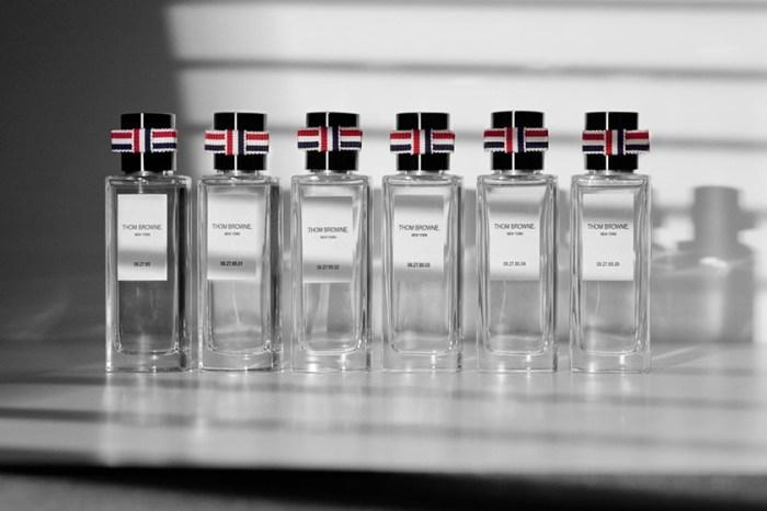 跨越性別的味道:Thom Browne 推出首支「中性香水」,潔白簡約瓶身惹人心動!