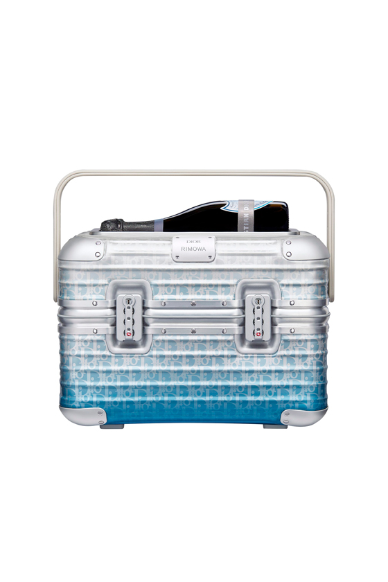 dior rimowa collabration debut time all items summer20