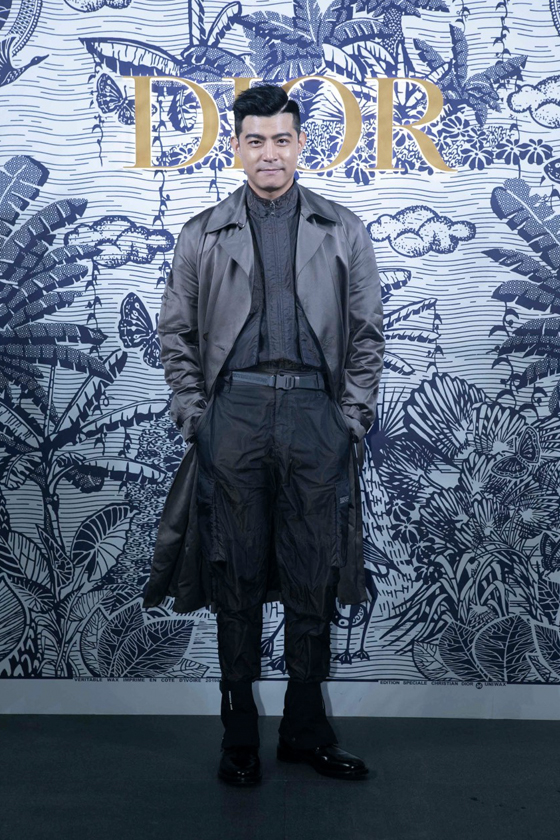dior 2020 cruise taipei celebrity fashion