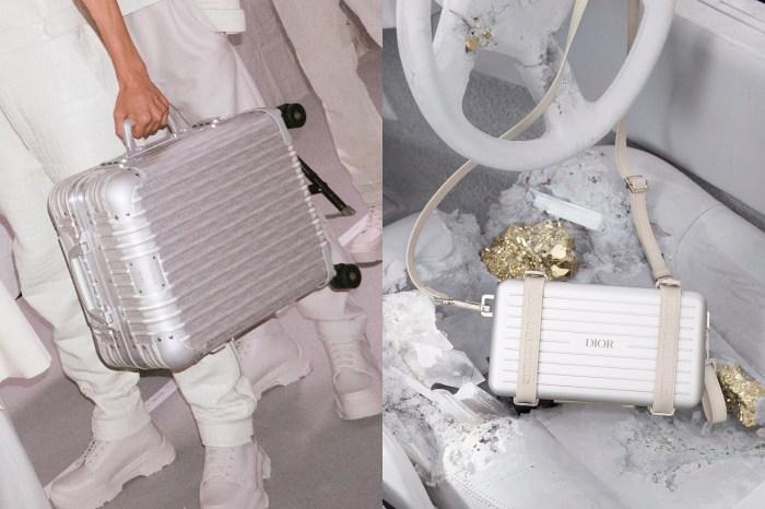 Dior x Rimowa 聯乘系列完整公開:全部 12 樣單品&各地上市時間都在這裡了!