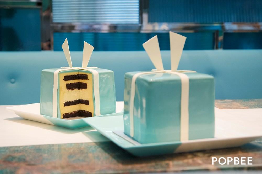 Tiffany Blue Box Cake