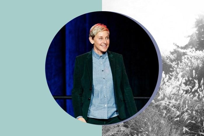 在最壞的時候抱著最大的幽默感:Ellen DeGeneres 教我們重新定義快樂!