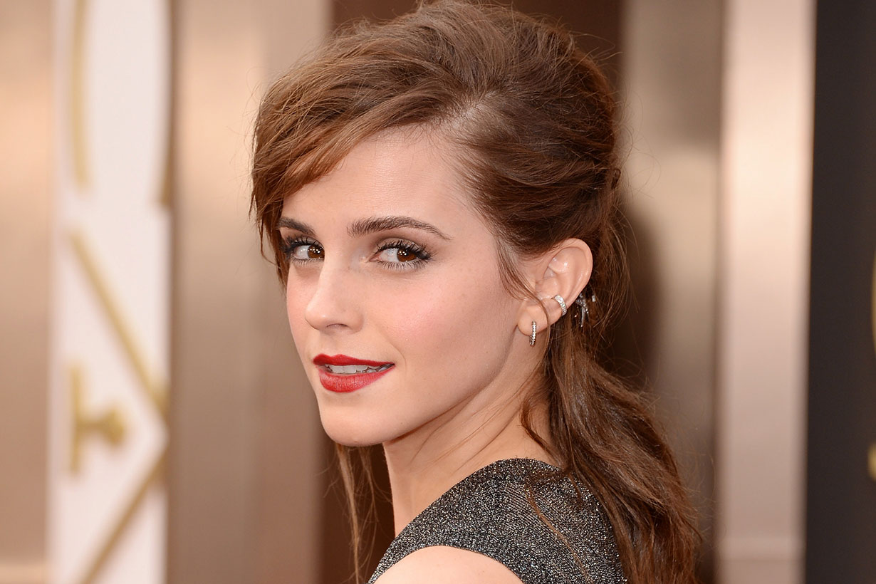 Emma Watson Is Spotted Kissing a Guy in London