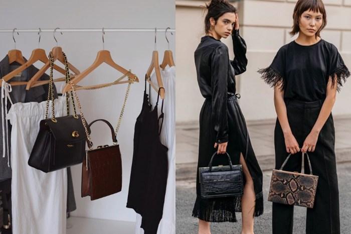 快人一步入手新季單品才稱得上時尚!名牌、小眾品牌爭相推出這 5 款手袋設計
