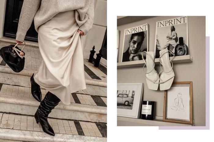 不太想穿皮靴?IG 女生的代替品,就是這 5 大秋冬流行鞋款!