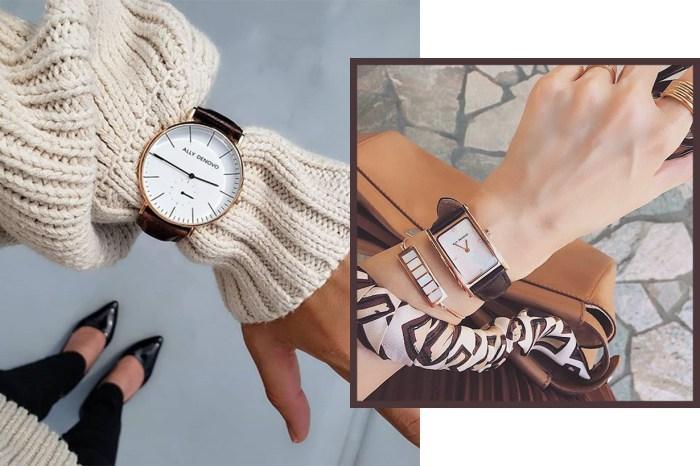重燃買錶欲望!每個 IG 女孩都擁有的質感手錶
