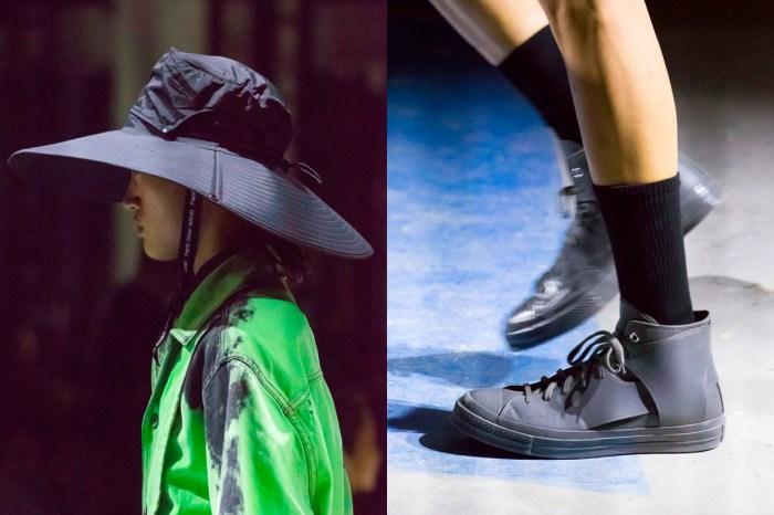不能錯過 Converse 聯名款:一雙在上海時裝週引起高度關注的 Chunk 70 帆布鞋!