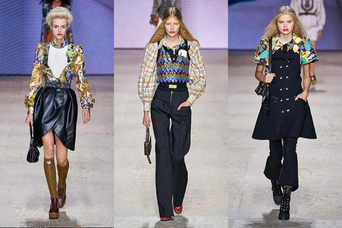 #PFW:Louis Vuitton 帶我們回到 19 世紀歐洲流金歲月,那個巴黎的美好年代!
