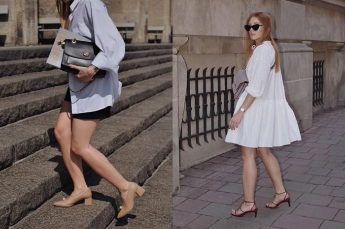 法式女孩的穿搭重點都在腳上!優雅、脫俗氣質全靠這 5 對時尚鞋款