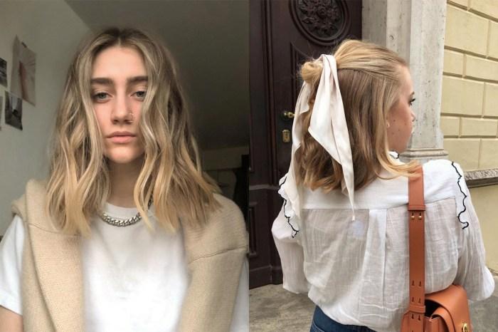 換髮型後氣質瞬間提升!法式女孩的優雅貴氣形象離不開這 3 款髮型