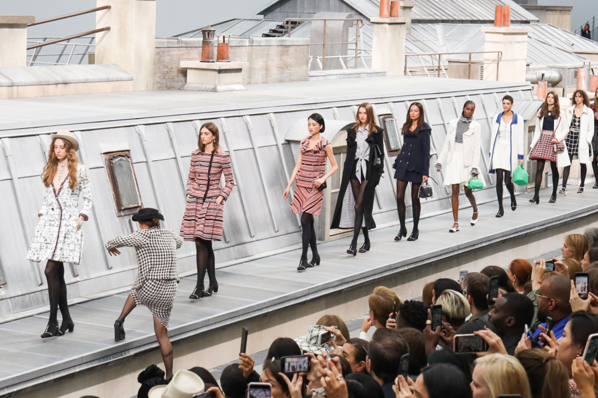 French YouTube Star Marie Benoliel Just Crashed the Chanel Runway