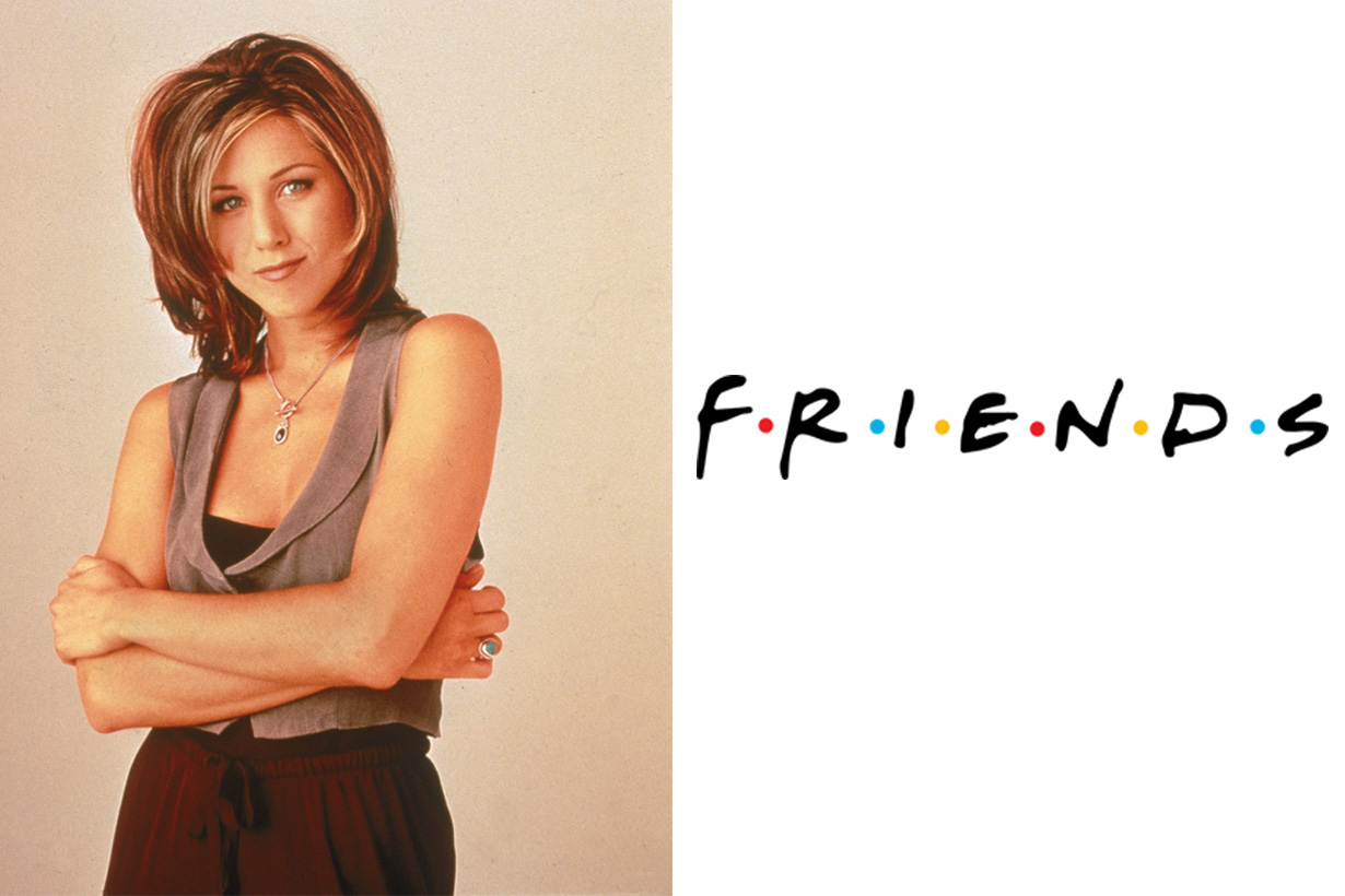 《Friends》Jennifer Aniston first Instagram post