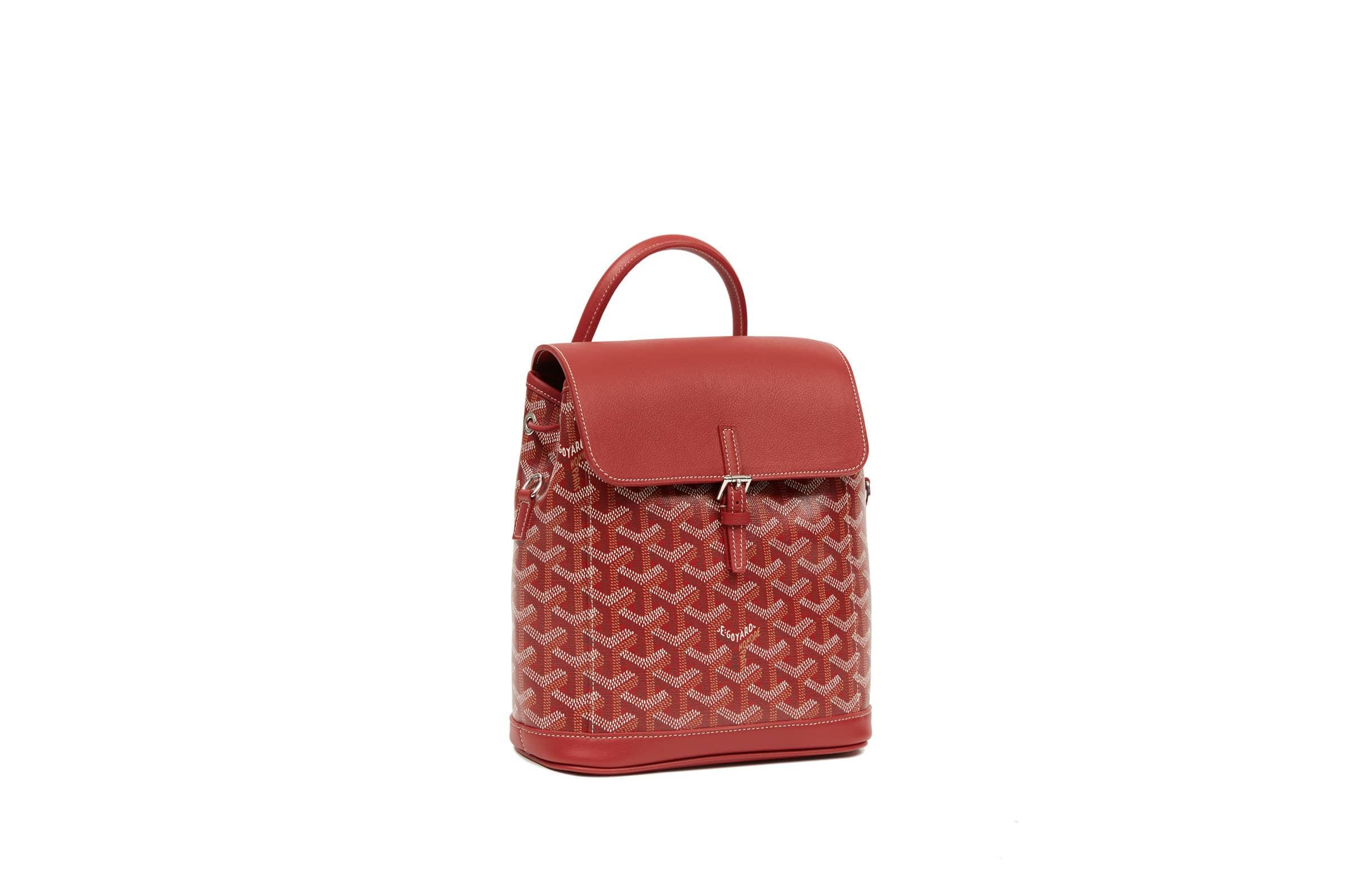 goyard alpin mini handbags backpack new 2019 3 ways