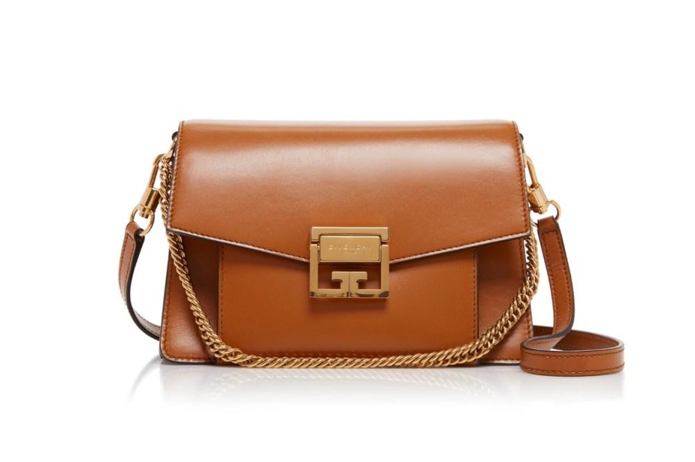 Givenchy GV3 Leather Shoulder Bag