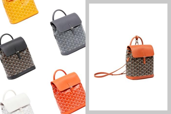 Goyard 最新的小巧 3 Ways Bag 實用又時髦,還一口氣準備了 11 種顏色!