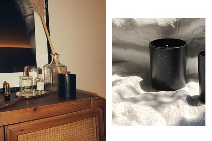 神秘居家小物:絕美 All-Black 蠟燭,讓香氛控沈迷在極簡的暗黑系美學!
