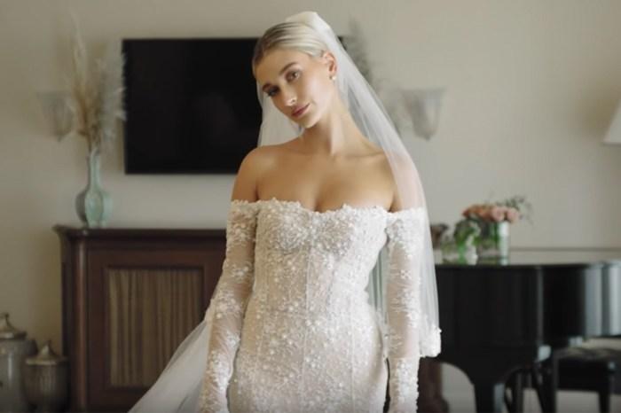 Hailey Bieber 婚前試穿婚紗影片曝光!禮服融入街頭風設計誓成最美的新娘