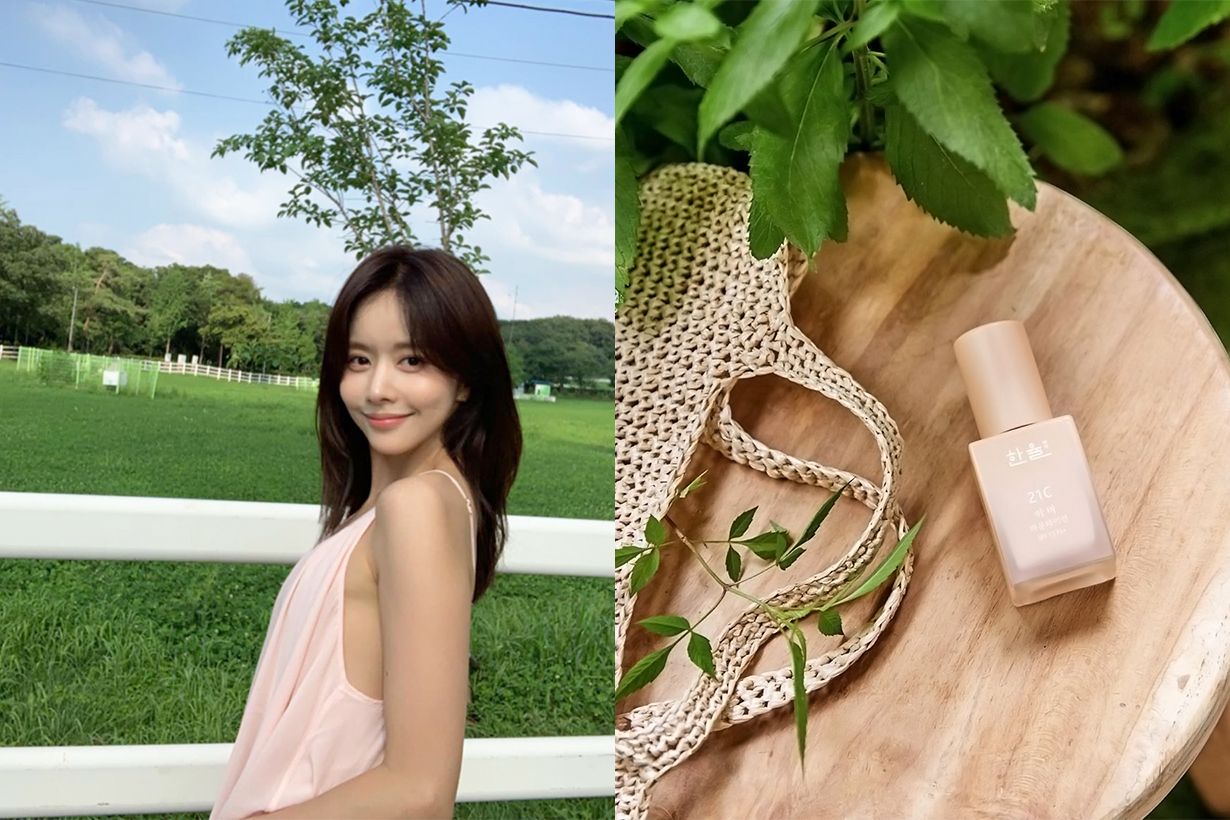 HANYUL COVER FOUNDATION Korean cosmetics base makeup high coverage long lasting korean girls favourite
