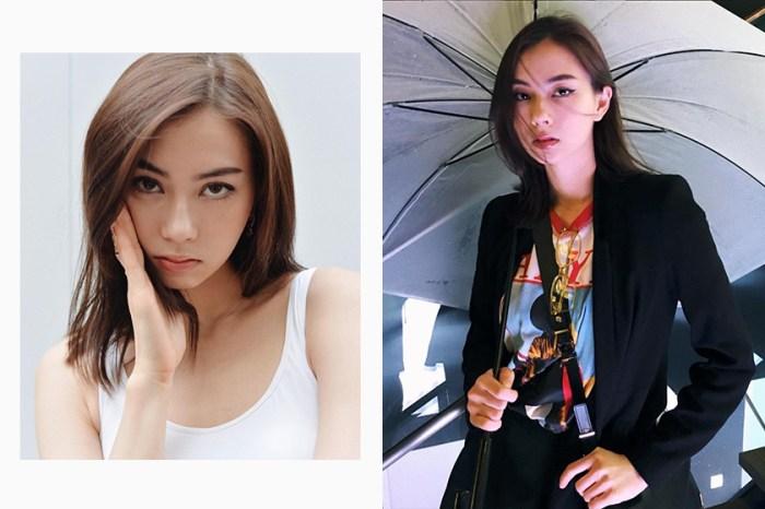 除了插畫家與模特兒外,《雙層公寓》中的混血美少女 Lauren Tsai 又多了一個新身份!