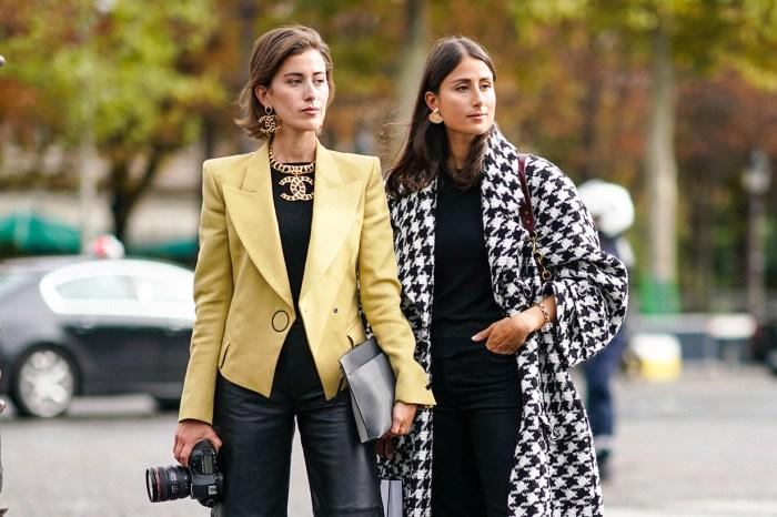Chanel、Dior 也愛用:比格紋更經典貴氣,秋冬街拍常出現這花紋!