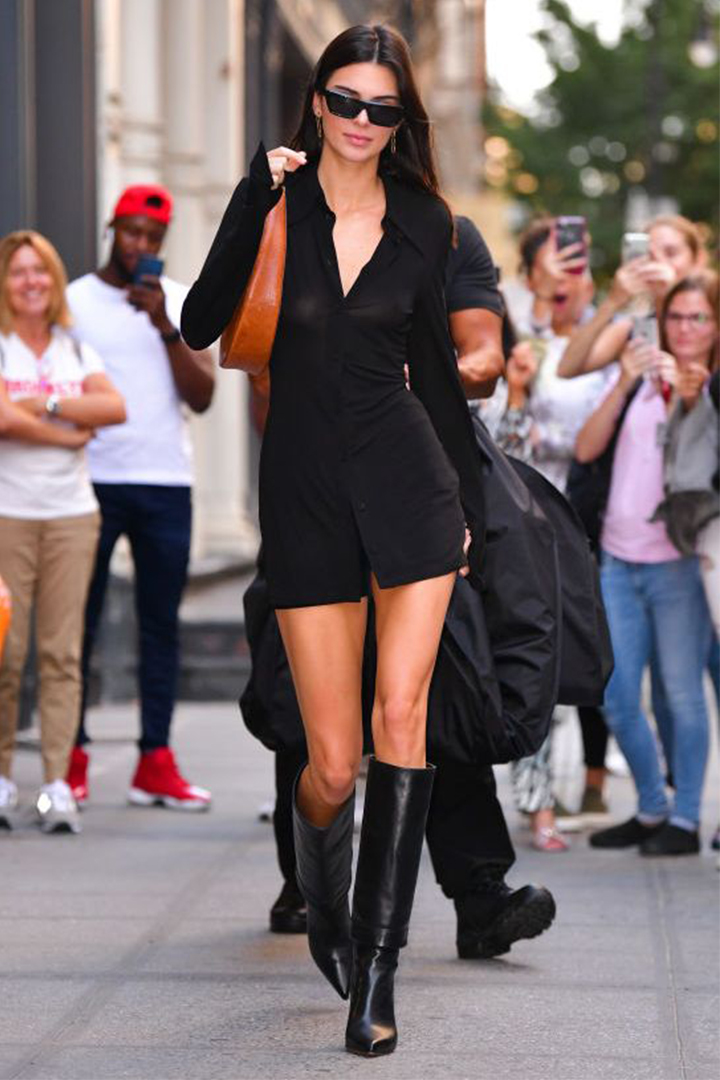 How to Style Knee-high Boots This Autumn