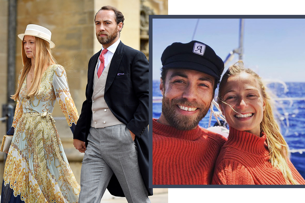 James Middleton proposed to His French Girlfriend Alizee Thevenet