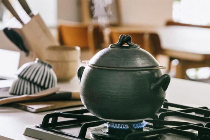 集資超額 4 倍完成!陶器品牌研發這個「減醣土鍋」讓日本女生瘋掉!