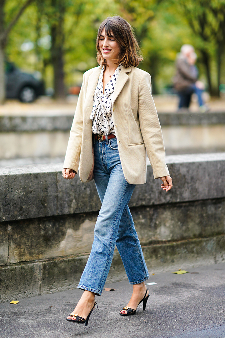 Jeanne Damas French Style Workwear Inspiration