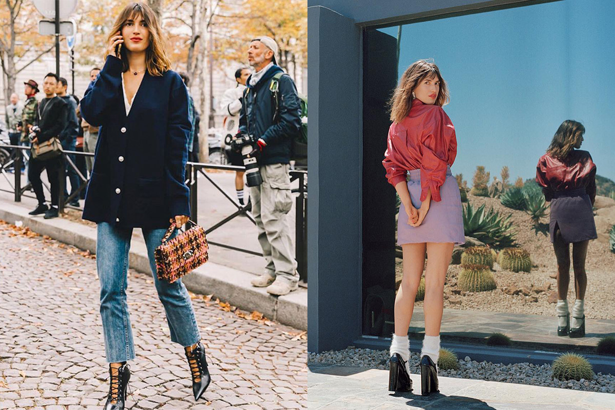 Jeanne Damas french style tips for fall 2019