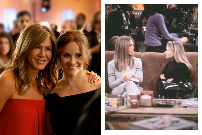 jennifer aniston reese witherspoon morning show friendship apple tv+