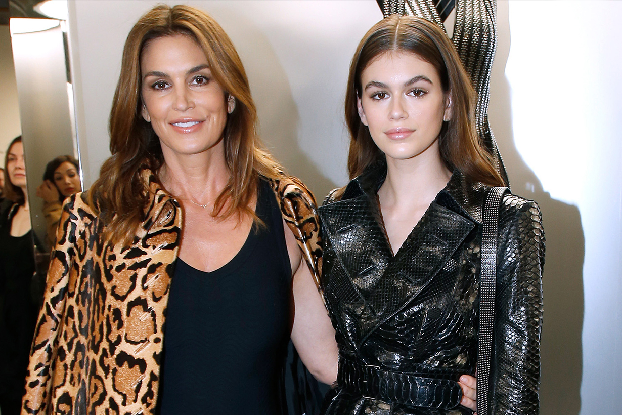 KAIA GERBER ON THE ONE THING CINDY CRAWFORD COULDN'T TEACH HER