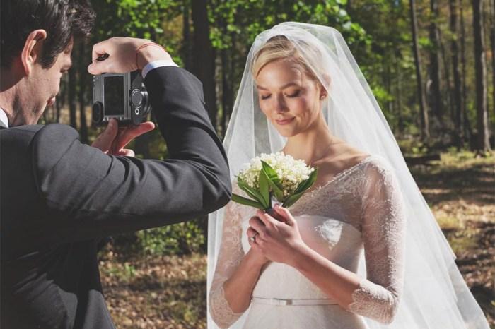 花 700 小時製作的 Dior 婚紗,Karlie 分享初次試身心情:「我就像灰姑娘!」