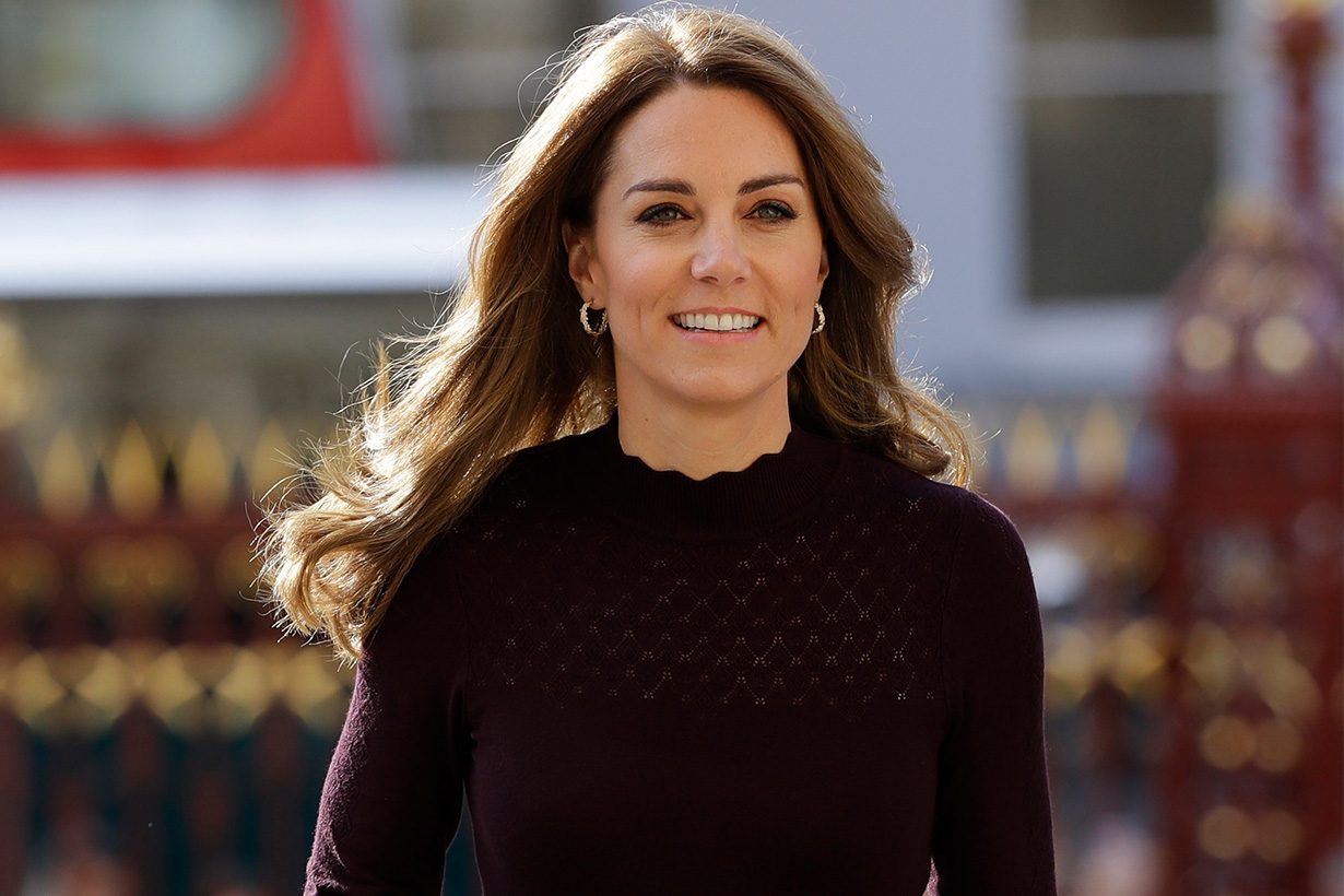 Kate Middleton Chanel bag street style
