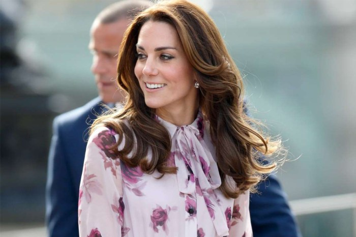 名副其實的親民王妃:凱特這件精緻首飾,竟只售 6 英鎊!