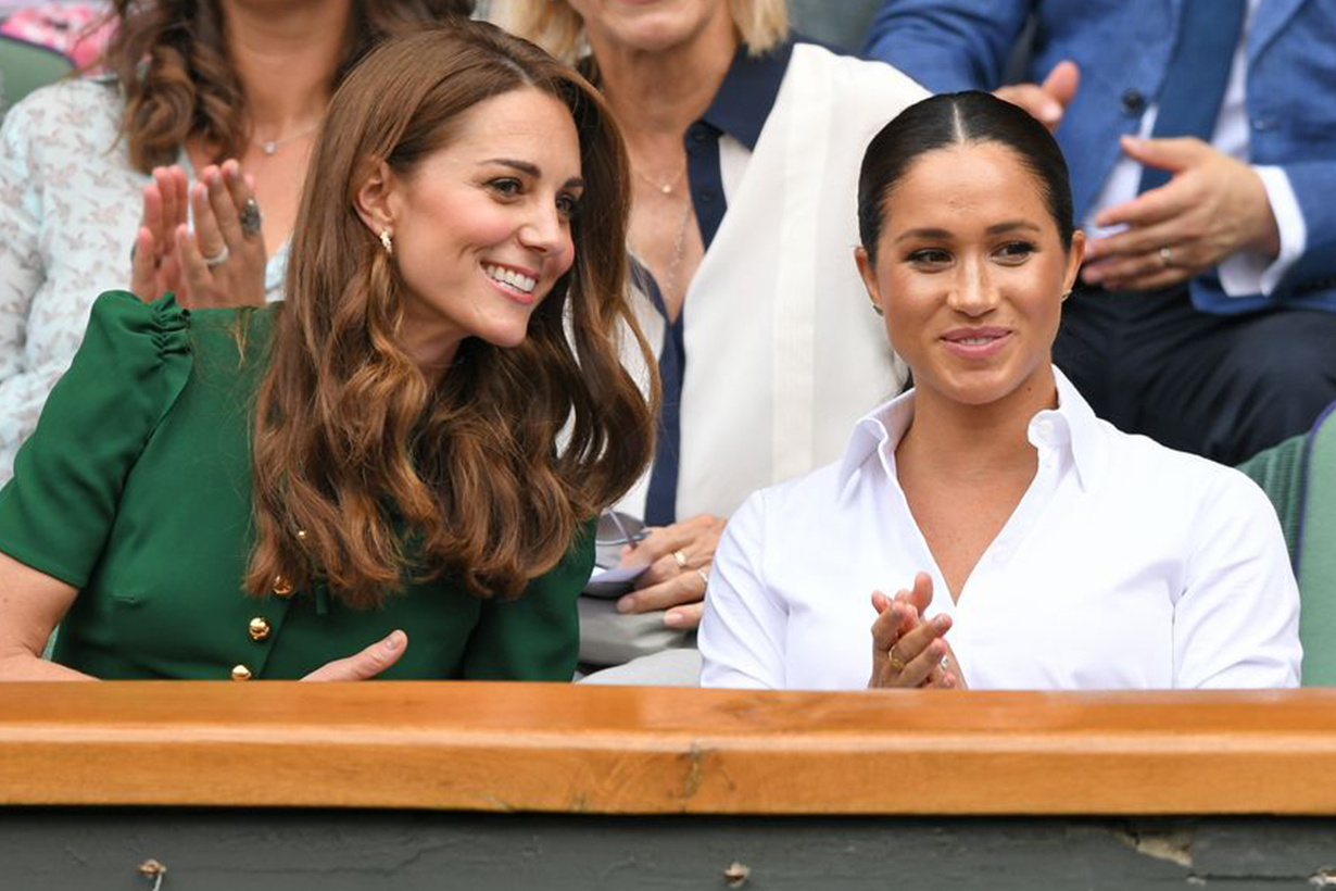 Kate Middleton Duchess of Cambridge Meghan Markle Duchess of Sussex  Celebrities Skincare Tips Beuti Skincare Beauty Sleep Elixir Natural Facial Oil British Royal Family Sister In Law