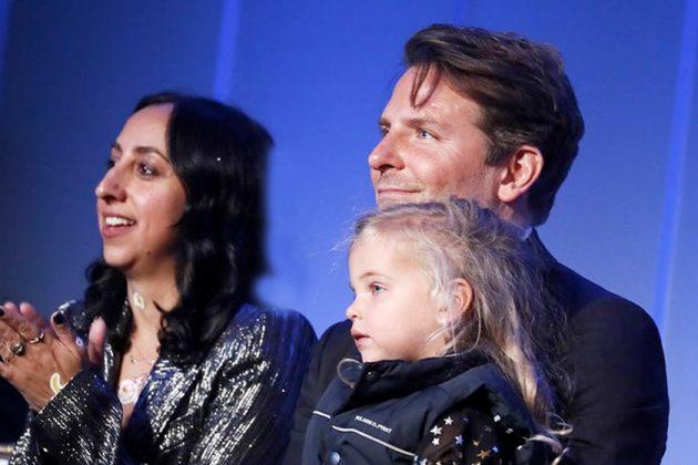 bradley cooper Irina Shayk daughter public debut lea De Seine