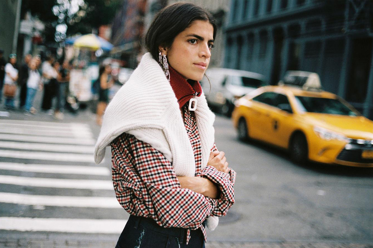 Leandra Medine Shares 5 Wardrobe Essential Pieces